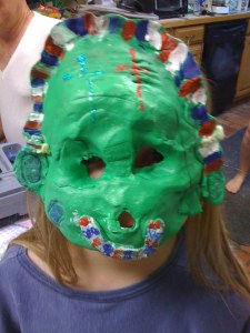 Becky's Mask