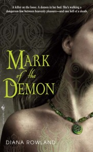 Diana Rowland -- Mark of the Demon